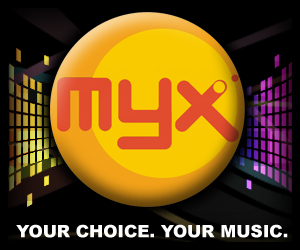 August is Shiver And Shake month on MYX TV