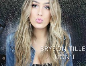 ♡ Don't – Bryson Tiller (LIVE COVER) ♡